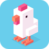 HIPSTER WHALE - Crossy Road - Endless Arcade Hopper  artwork