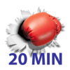 20 Min Boxing Workout - Your Personal Fitness Trainer for Calisthenics exercises - Work from home, Lose weight, Stay fit!
